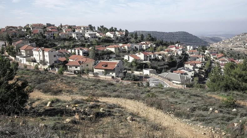 Israelische Regierung genehmigt mehr als 1.100 neue Siedlerwohnungen