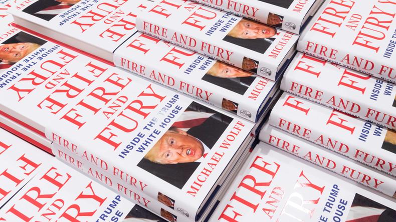 Wer lesen kann, ist klar im Vorteil: Buch über 2. Weltkrieg wird wegen Trump zum Verkaufshit