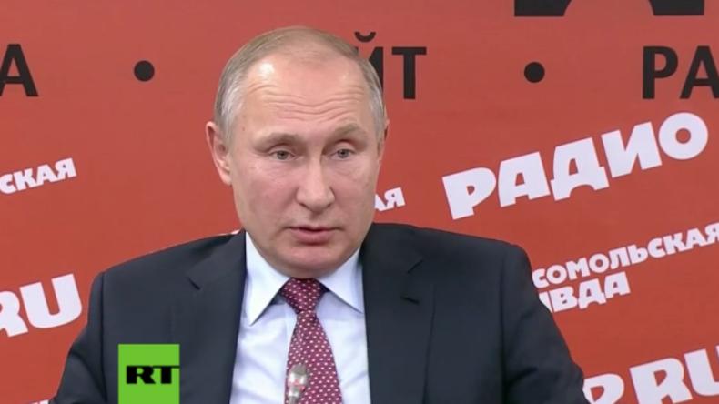 """""""Russische Wahlbeeinflussung in Italien?"""" - Putin: Fake-News sollen politische Beziehungen zerstören"""