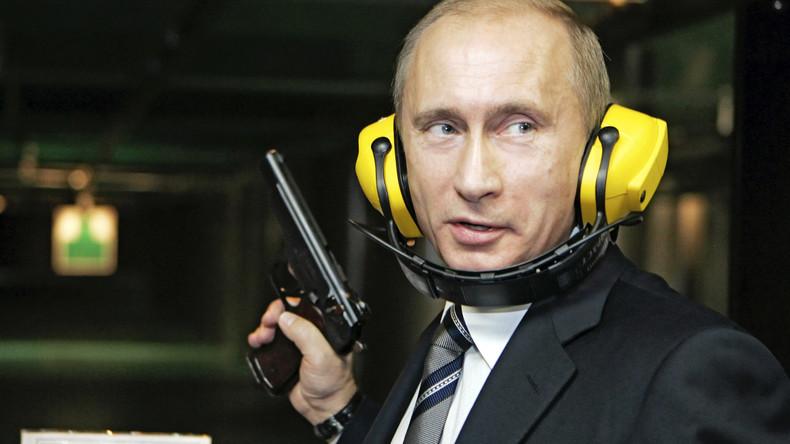 Bericht im US-Senat: Putin die größte Bedrohung für Demokratie in den USA und Europa [Video]