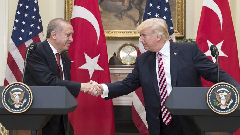 Türkisches Außenamt erlässt Reisewarnung für die USA
