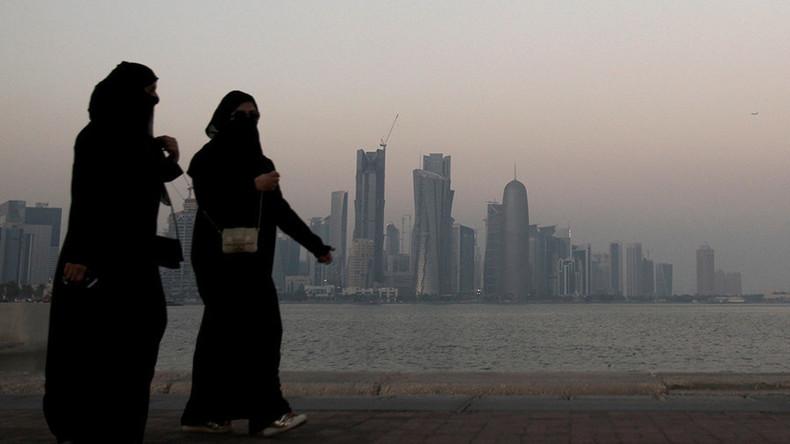 Außenminister von Katar: Diplomatische Golf-Krise ist einer Frau geschuldet