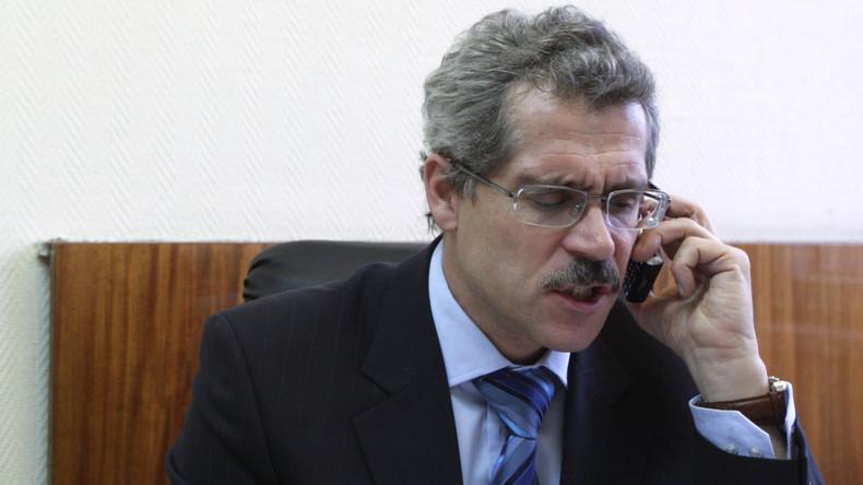 WADA-Informant Rodtschenkow soll bei CAS-Berufungsanhörungen von 42 russischen Athleten aussagen