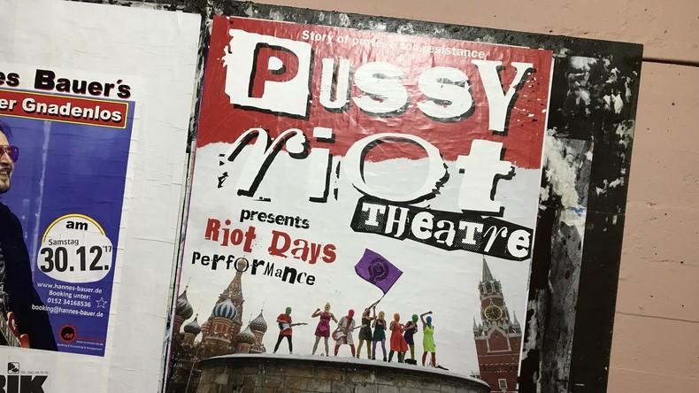 Pussy Riot in Hamburg: Kampf zwischen Form und Inhalt