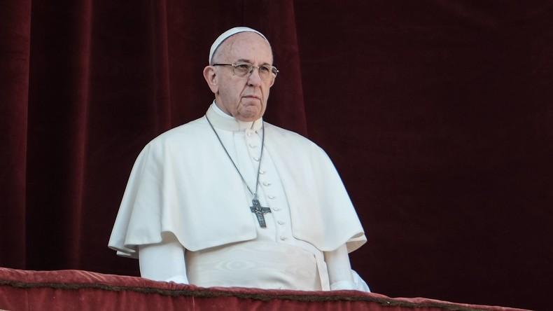Drei Gotteshäuser vor Papstbesuch in Chile überfallen