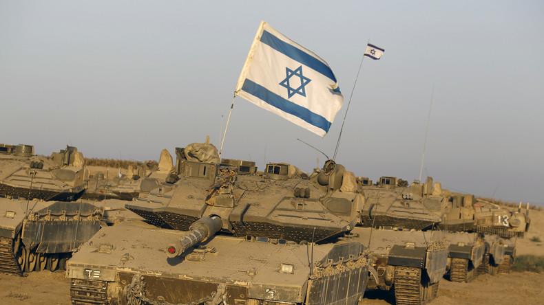 Arutz Sheva: Israels Armee wappnet sich für mögliche Großoffensive in Syrien