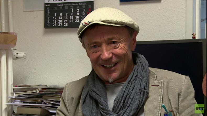 """Echokammer [4.2] Interview Dieter Puhl: """"Obdachlosigkeit nicht vom Schreibtisch bearbeiten"""""""