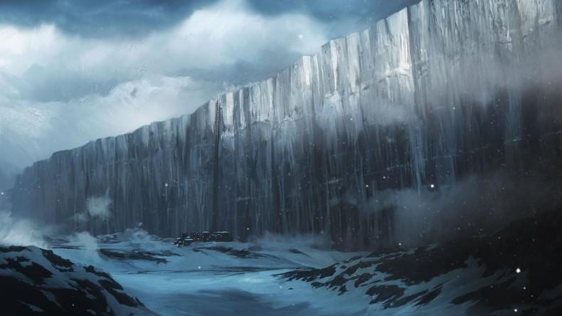"""Sie existiert! – """"Game of Thrones""""-Fans entdecken Mauer der Nachtwache in Russland"""