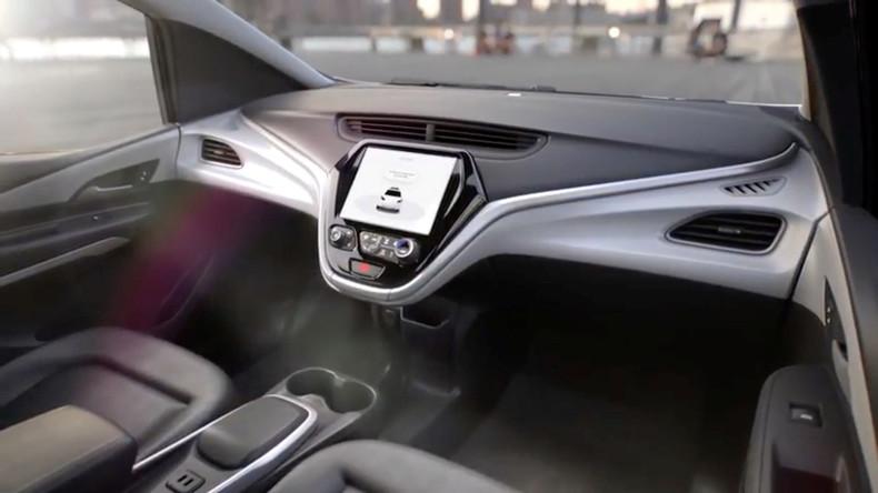 Größter US-Automobilkonzern entwickelt erste autonome Taxis ohne Lenkrad und Gaspedal