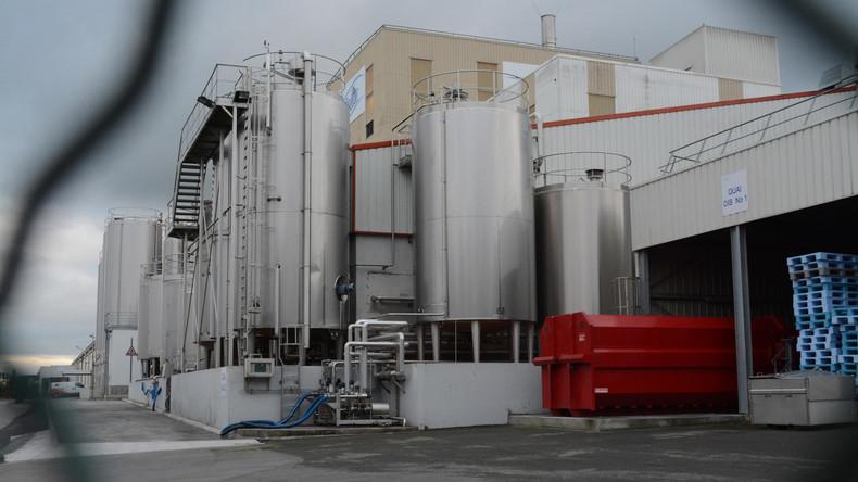 Salmonellen in Babymilchpulver-Werk: Zwölf Millionen Dosen zurückgerufen