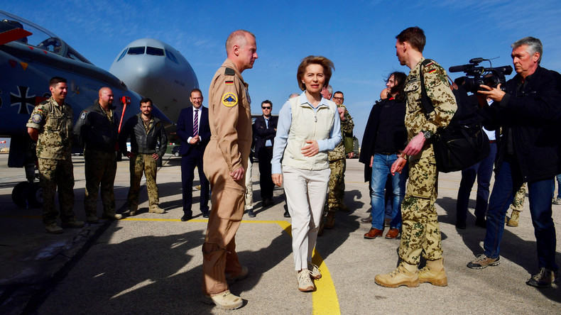 Unterstützung für Jordanien - Einsatz der Bundeswehr zunehmend hinterfragt