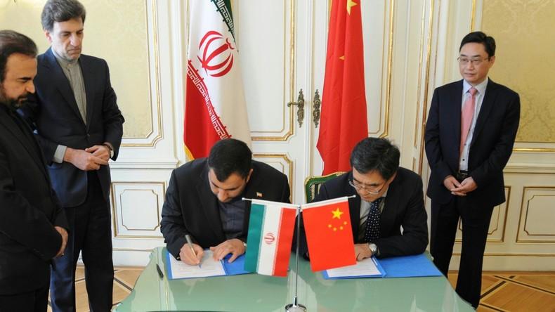 Nach Trump-Ankündigung: China will an Iran-Atomdeal festhalten
