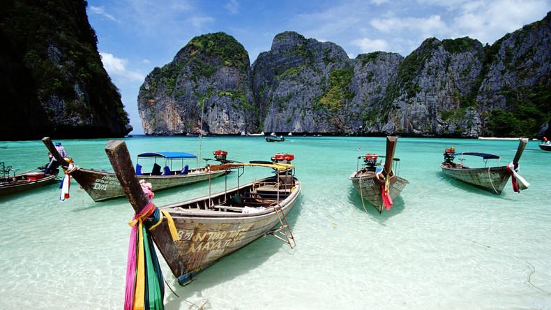 16 Verletzte nach Explosion von Touristenboot in Thailand