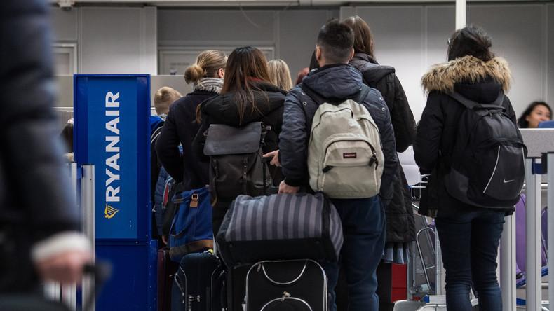 Ryanair und Co. bescheren dem Frankfurter Flughafen Passagierrekord