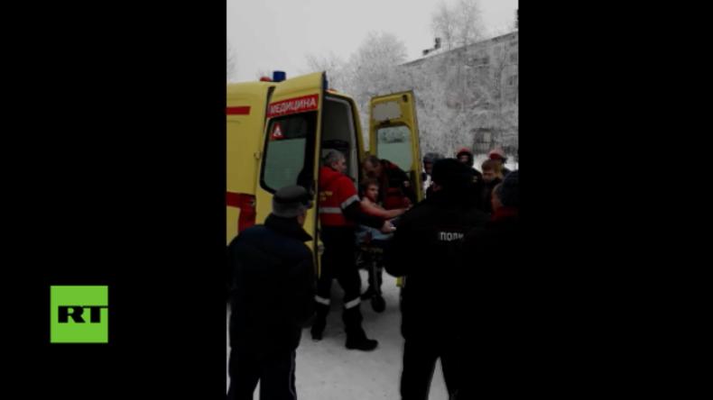 Perm: Messerkampf und 15 Verletzte an russischer Schule – Angreifer festgenommen