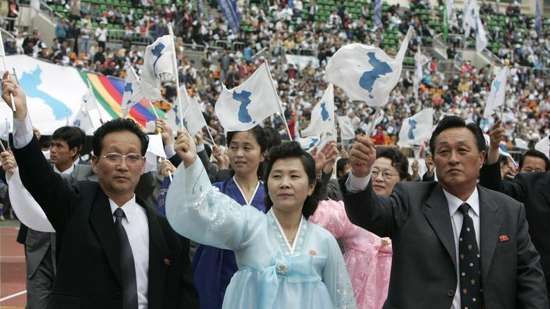 Streit vor Winterspielen in Südkorea: Einheits- statt Nordkoreaflagge?
