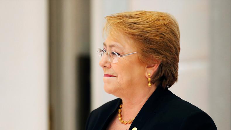 Chile: Präsidentin Bachelet beklagt voreingenommene Bewertung im Weltbank-Businessbericht