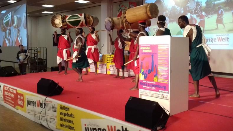 Afrika kontra Kapitalismus: Berliner Rosa-Luxemburg-Konferenz 2018