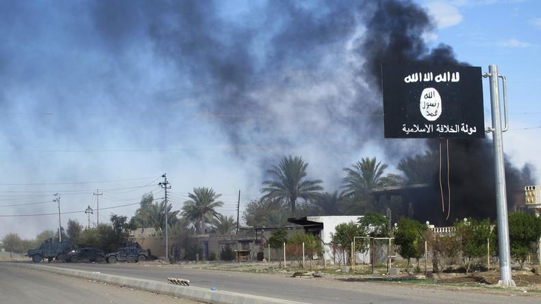 Generalbundesanwalt: Noch 600 Kämpfer aus Deutschland beim IS
