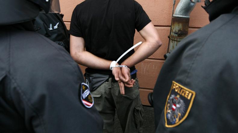 Österreichische Polizei sprengt Drogenring – 45 Dealer festgenommen