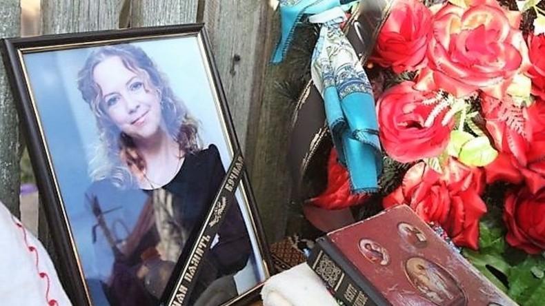 Neue sakrale Opfer? Der Mord an einer Juristin sorgt in der Ukraine für Aufruhr