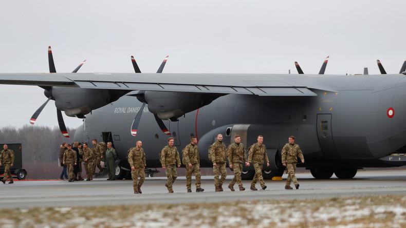 """""""Russische Bedrohung"""": Dänemark will Militärausgaben massiv erhöhen"""