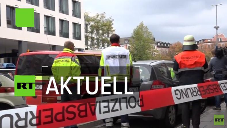 Horrorjob Polizist: Vier Angriffe in einer Nacht in Regensburg auf Beamte [Video]