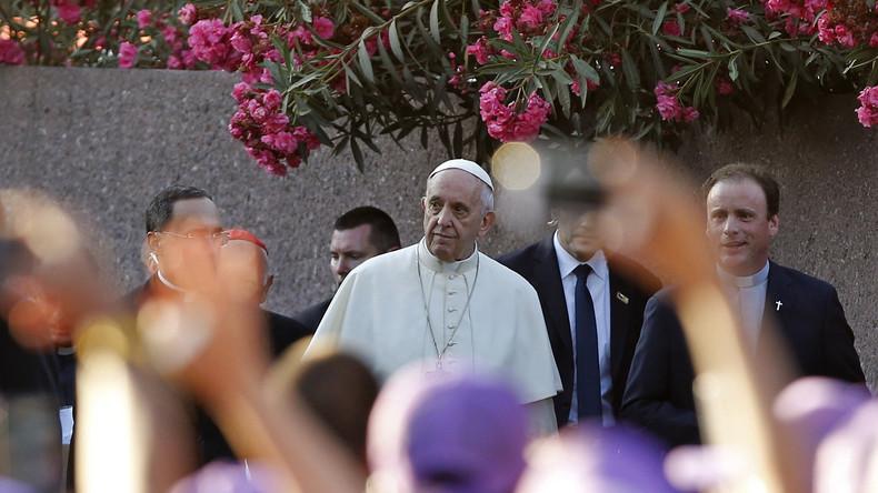 Chile-Besuch: Papst kommt mit Missbrauchsopfern zusammen