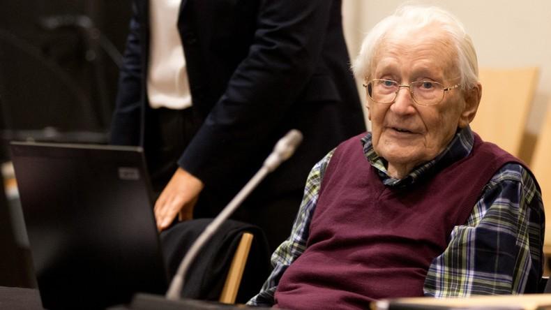 """Gnadengesuch des """"Buchhalters von Auschwitz"""" abgelehnt"""