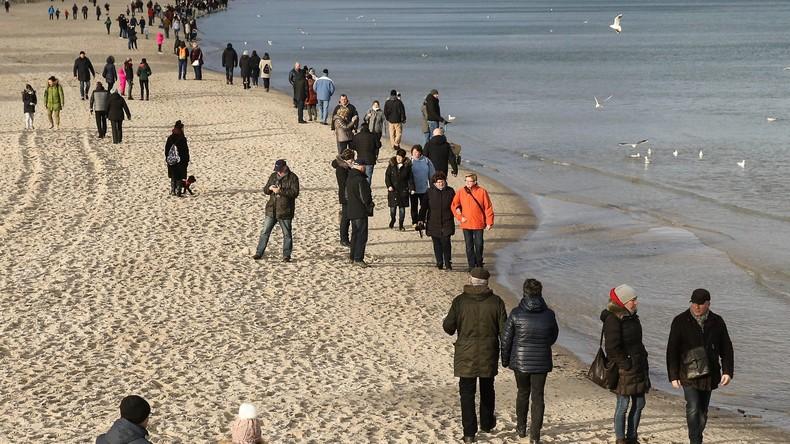 Nach Vergewaltigung auf Rügen: Polizei startet Massengentest