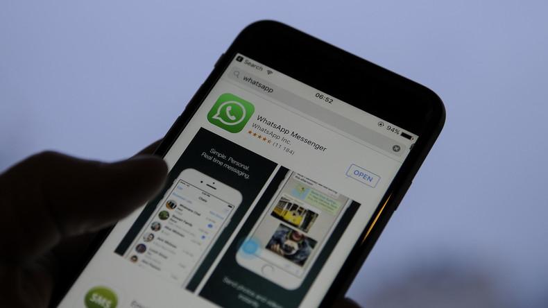 Sicherheitsexperten warnen vor Schädling, der WhatsApp-Nachrichten stiehlt