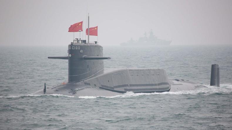 Indien beunruhigt: China verkauft preiswerte U-Boote an Nationen im Indischen Ozean