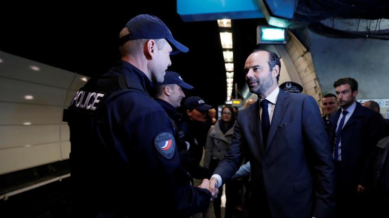 Pariser Metro-Fahrer überspringen wegen Crack-Händlern U-Bahnstationen