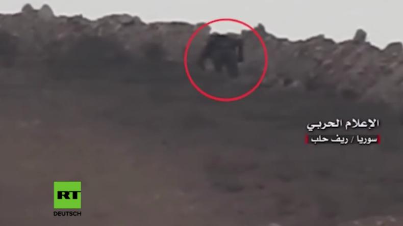 Syrische Armee eliminiert Terroristen der Al-Nusra-Front