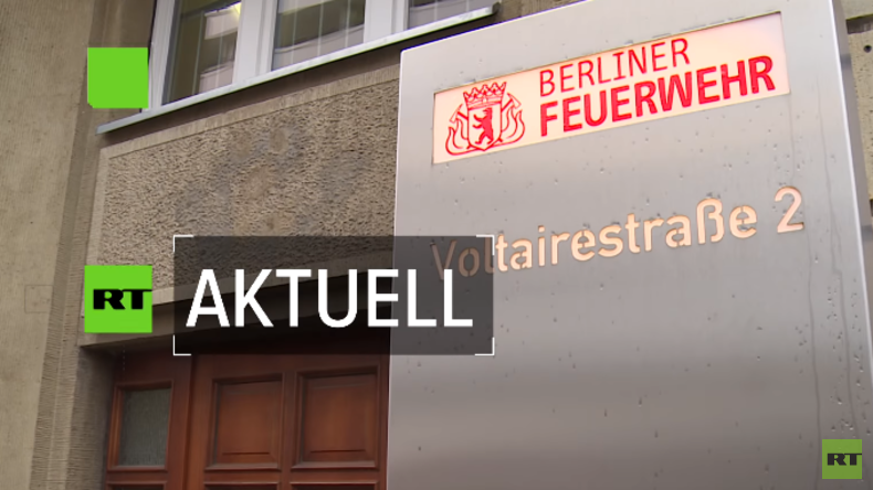 """Deutsche Feuerwehr-Gewerkschaft: """"Körperliche Angriffe kommen mittlerweile täglich vor"""" [Video]"""