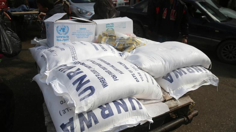 US-Zahlung an UN-Palästinenserhilfswerk eingefroren - EU zahlt weiter