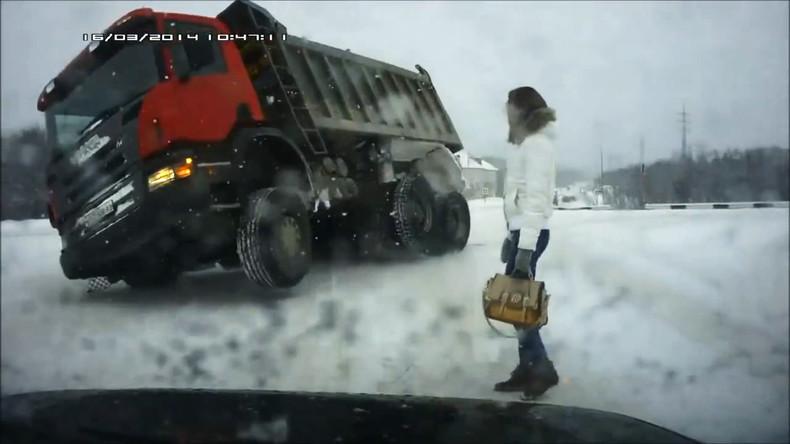 Der Wahnsinn des Lebens: Spielfilm aus russischen Dash-Cam-Videos
