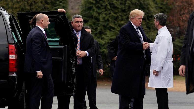 Übergewicht und Haarwuchsmittel des US-Präsidenten: Wenn Bodyshaming zur Nachricht wird