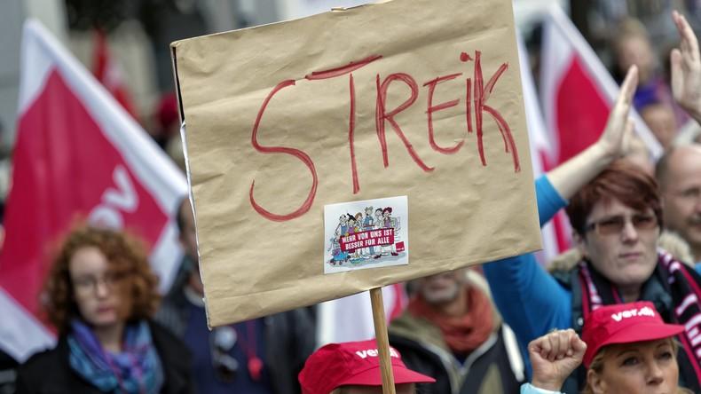 Bundesverfassungsgericht verhandelt: Ist der Streik ein Menschenrecht?
