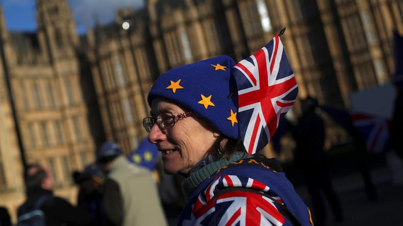 Britisches Parlament nimmt EU-Austrittsgesetz an
