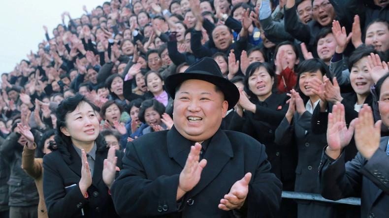 Winterspiele in Südkorea: Nordkorea wird allen die Show stehlen
