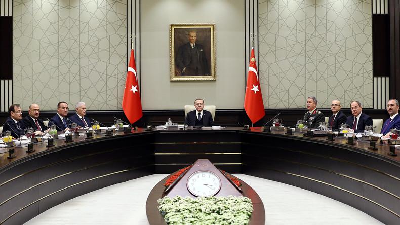 Türkei beschließt Verlängerung des Ausnahmezustandes zum sechsten Mal