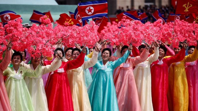 Schön trotz Sanktionen: Nordkoreaner entwickeln Schönheits-App
