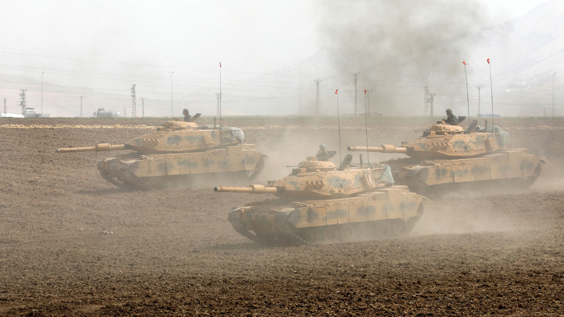 Türkei hält an Operation gegen YPG im syrischen Afrin fest