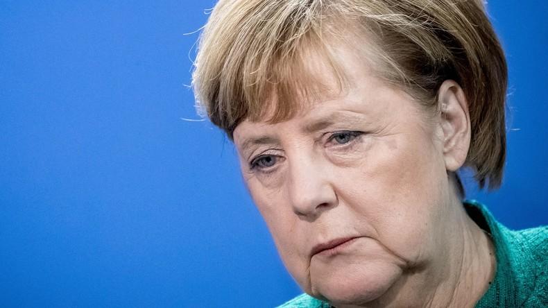 Kanzlerdämmerung für Merkel - Ein Kommentar von Rainer Rupp