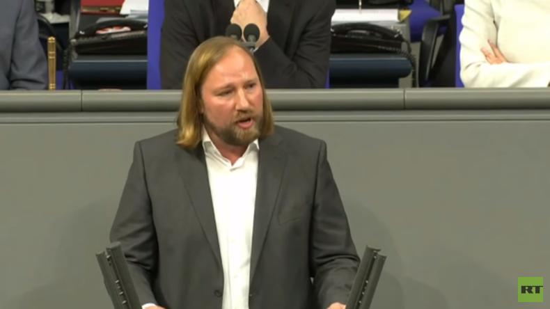 LIVE: 7. Sitzung des Deutschen Bundestags