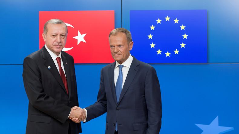 Gipfeltreffen zwischen Türkei-Staatschef Erdoğan und EU-Spitzen geplant