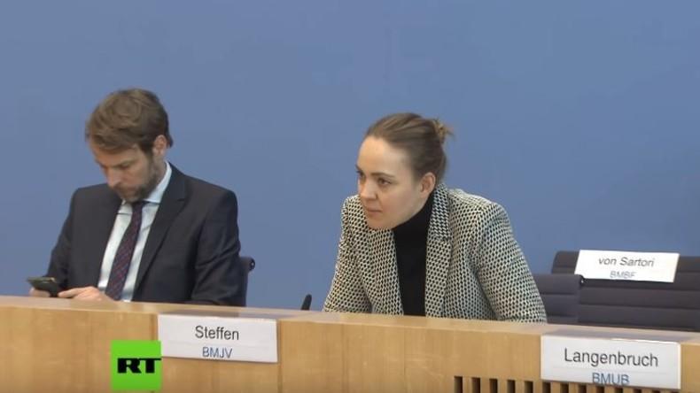 Sperrung von RT-Artikel auf Basis von NetzDG: Justizministerium erklärt sich für nicht zuständig