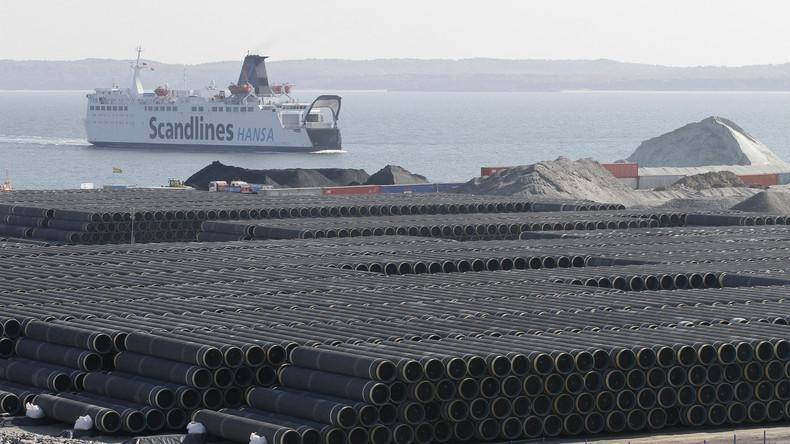 """""""Juristische Argumente nicht haltbar"""": Deutsches Gutachten stärkt Nord Stream 2 gegen EU-Kommission"""