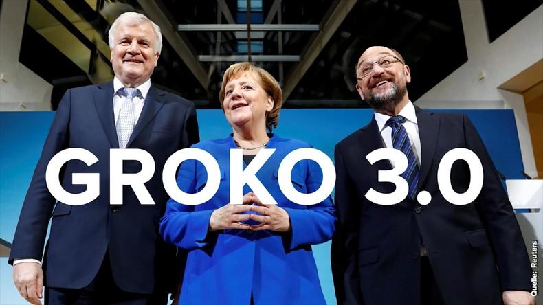 GroKo 3.0 | Steuerüberschuss und Steuersenkung | 451 Grad